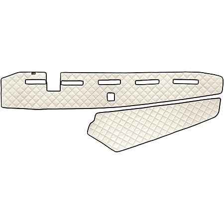Autocommerse Armaturenbrett Abdeckmatte Aus Pu Leder Für Fh4 Euro 6 2013 Lkws Linkslenker Beige Mit Sensor Auto