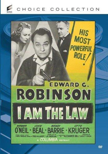 I Am The Law [Edizione: Stati Uniti] [Italia] [DVD]