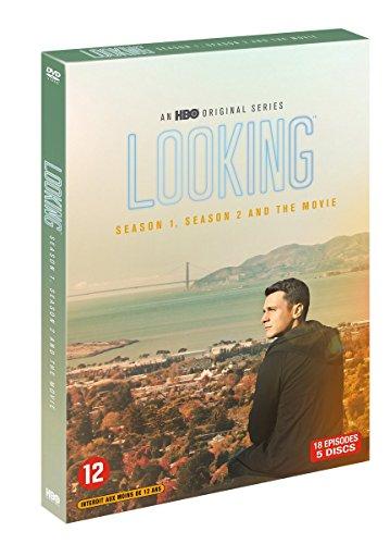 Looking - L'intégrale de la série - Inclus le film Looking - DVD - HBO
