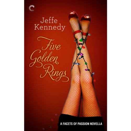 Five Golden Rings audiobook cover art