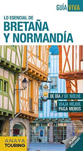 Bretaña y Normandía (Guía Viva - Internacional)