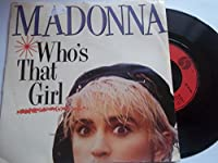 """Who's That Girl - Madonna 7"""" 45"""