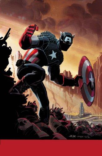 Marvel Now Captain America Poster By John Romita Jr. JRJr 24 x 36 Rolled