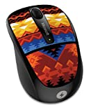 Microsoft Wireless Mobile Mouse 3500 Limited Edition Artist Series - Koivo (GMF-00364)