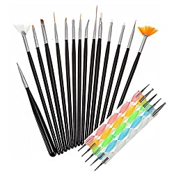 BeautyKate Oval Cosmetic Tools