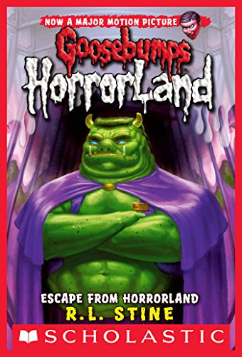 Goosebumps HorrorLand #11: Escape from HorrorLand (English Edition)