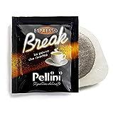 Pellini - Café Espresso Cremoso, 150 Cápsulas Compatibles con Sistema E.S.E. Dm 44 mm 1.05 kg