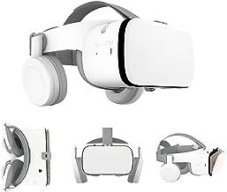 هدست واقعیت مجازی Peiloh - مجهز به هدفون بی سیم و استریو تکنولوژی 2021 سازگار با گوشی های اندروید و IOS و مناسب تمامی سنین