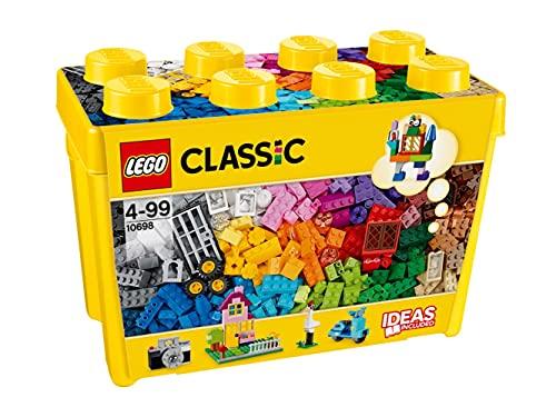 LEGO10698ClassicCajadeLadrillosCreativosGrande,JuegodeConstrucciónpa...