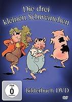 Die Drei Kleinen Schweinchen-Bilderbuch [DVD] [Import]