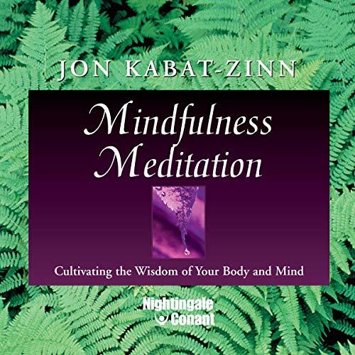 Couverture de Mindfulness Meditation