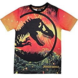 OFFICIALLY LICENSED PRODUCT - 100% Official Jurassic World merchandise. Designed and branded by Popgear, completely original and unique. Licensed by Universal LIFE FINDS A WAY - A continuation of the Jurassic Park franchise brought the park into the ...