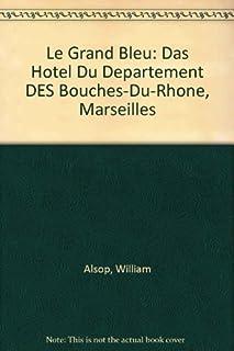 Le Grand Bleu: Das Hotel Du Departement DES Bouches-Du-Rhone, Marseilles