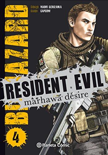 Resident Evil nº 04/05: 250 (Manga Seinen)