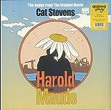 Harold & Maud (Rsd 21 Yellow Vinyl 180gr.) [Vinilo]