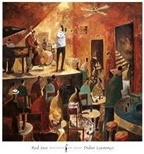 Didier Lourenco - Red Jazz Oversized