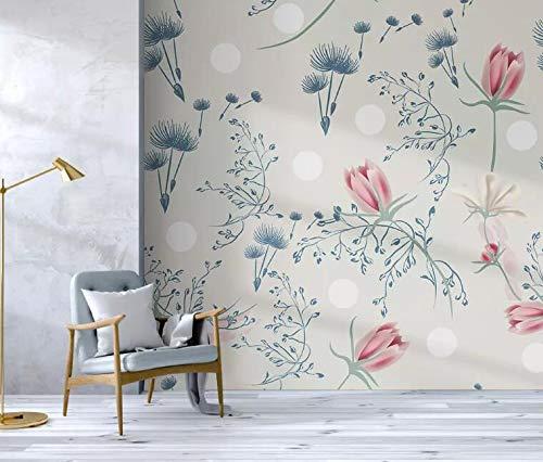 """3D Flower Paardebloem WG0924 Behang Afdrukken Decal Deco Binnen Muur Muurschildering Zelfklevend Behang AJ WALLPAPER NL Muzi (Vinyl (geen lijm en verwijderbaar), 【 82""""x58""""】208x146cm(WxH))"""