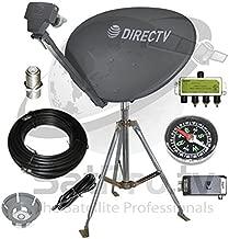 DirecTV SL3S SWM HD Satellite Dish RV Kit SL3SRVKIT