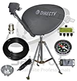 DirecTV SL3S SWM HD Satellite Dish RV Kit SL3SRVKIT