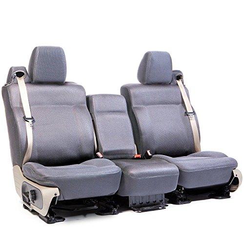 Coverking 3D Molded Custom Front Seat Covers for 2014-2018 Jeep Wrangler JK