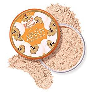 Beauty Shopping Coty Airspun Loose Face Powder 2.3 Oz Honey Beige Light Peach Tone Loose Face Powder, for Setting or Foundation…