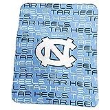 Logo Brands NCAA North Carolina Tar Heels Classic Fleece, One Size