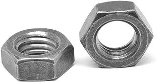 Qty 250 Stainless Steel Finish Hex Machine Screw Nut #3-48