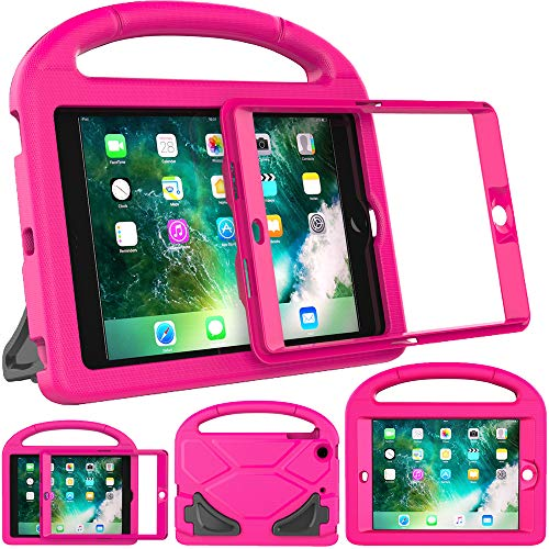 Surom Kids Case for iPad Mini 1 2 3 - Light Weight Shock Proof Handle Stand...