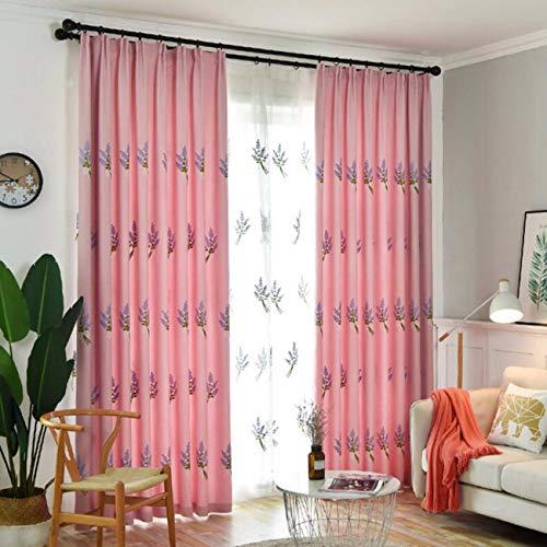 Alan Symonds Plain Chenille Double rideaux à plis plat 168 cm W x 137 cm L Gris