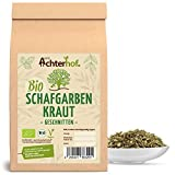 Schafgarbenkraut BIO (250g) | Schafgarbentee | Schafgarbe Tee | organic yarrow herb vom Achterhof