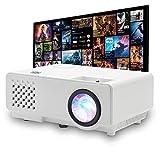 Mini Videoproiettore Portatile WIFI 1000 Lumen Reali Full HD