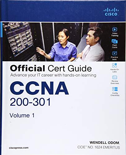 Ccna 200-301 Official Cert Guide