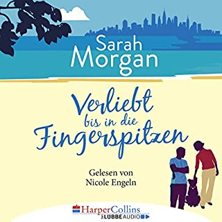 Verliebt bis in die Fingerspitzen     From Manhattan with Love 5              Autor:                                                                                                                                 Sarah Morgan                               Sprecher:                                                                                                                                 Nicole Engeln                      Spieldauer: 11 Std. und 33 Min.     186 Bewertungen     Gesamt 4,4