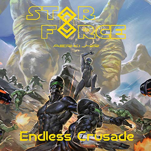 Page de couverture de Star Force: Endless Crusade