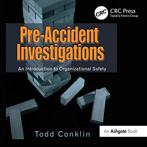 Pre-Accident Investigations cover art