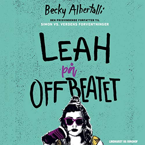 Leah på offbeatet audiobook cover art
