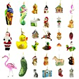 .shop Weihnachtsbaum-Anhänger/Weihnachtsbaum-Schmuck – Figur/Ornament – ausgefallene bis...