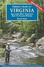 Flyfisher's Guide to Virginia: Including West Virginia's Best Fly Fishing Waters (Flyfishers Guide) (Revised April, 2010)