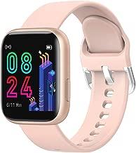 MmNote Watches DR88 Smart Watch IP67 2.5D Touch Screen Sport Bluetooth Fitness Sleep Monitor Gold