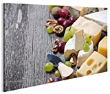 islandburner Bild Bilder auf Leinwand Käse V2 Küchenbild