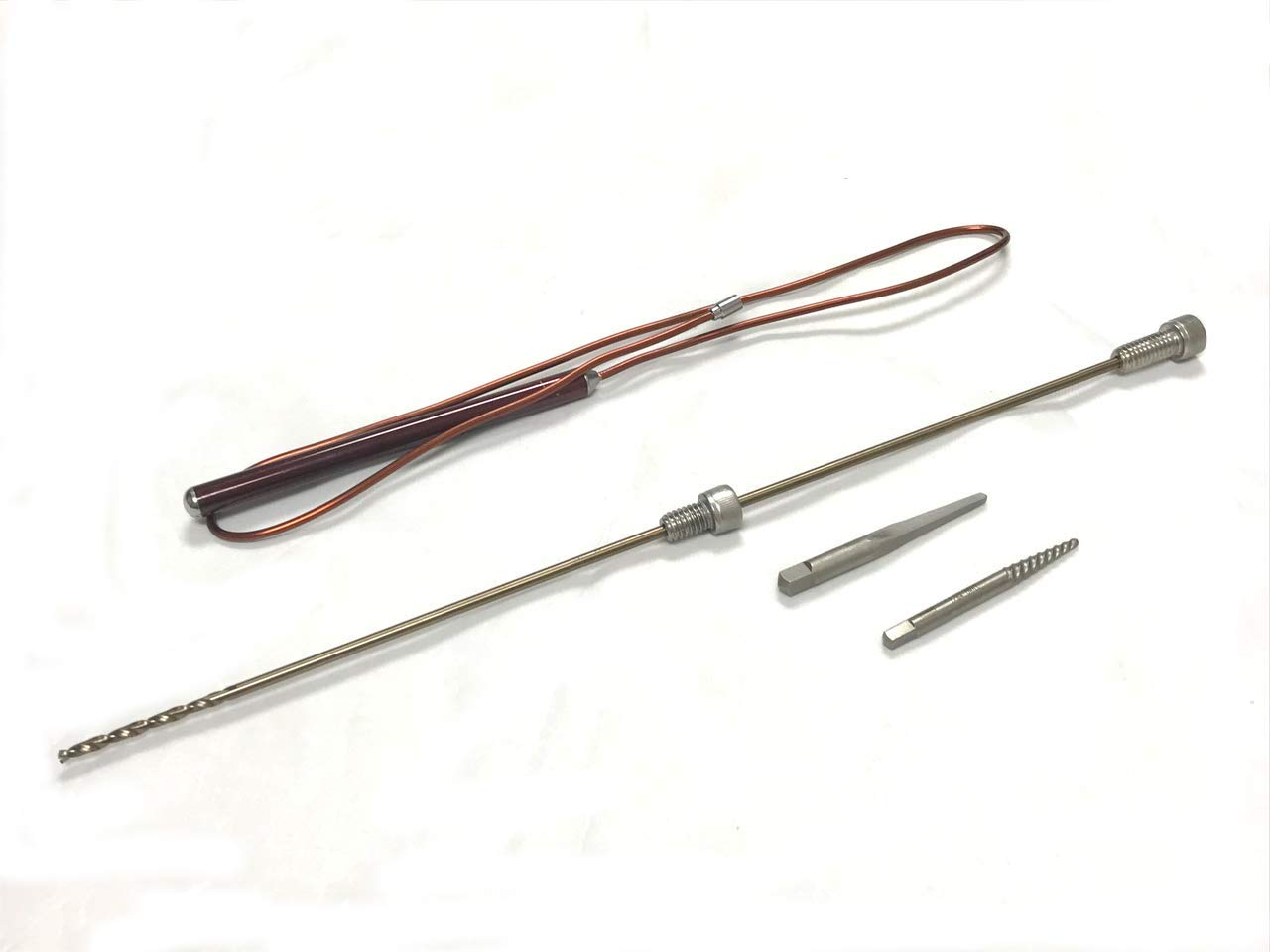 DIFFERENTIAL PINION SHAFT LOCK BOLT EXTRACTOR SET PRO