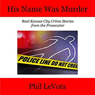 His Name Was Murder audiobook cover art