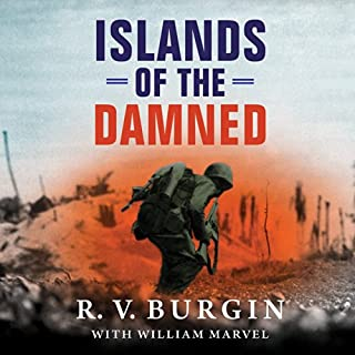 Islands of the Damned audiobook cover art