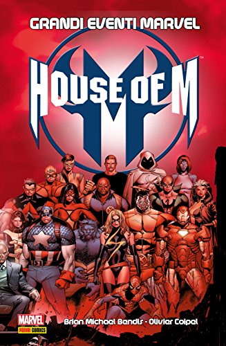 House Of M (Grandi Eventi Marvel Vol. 2)