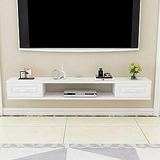 Stand de fleurs Étagère Étagère rangement Étagère flottante meuble tv mural meuble tv avec tiroir chambre salon étagère mu...
