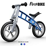 Laufrad FirstBIKE Basic Light Blue- L1020PU - no brake bei Amazon