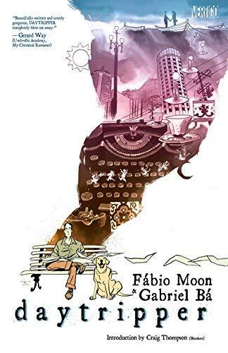 Daytripper TP by Fábio Moon(2011-02-15)