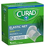 Curad Holdtite Stretched Bandage, Large 5 Yards, (Pack of 6)