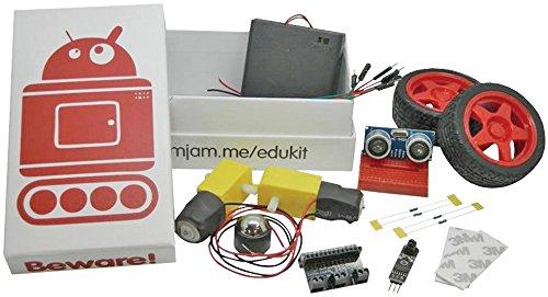 Camjam Kit #3, For Raspberry Pi, Accessory Type Robotics Kit, For Use With Raspberry Pi 3, Raspberry Pi 2, Raspberry Pi B+, Raspberry Pi A+, Development Boards & Evaluation Kits