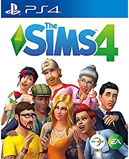 The Sims 4 PlayStation 4 by EA